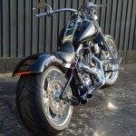 ☆★ Front 23インチ!Softail wide custom完成なのだぁ (*^▽^*)/後編 ★☆