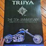 ☆★通販対応できるようにしました♪2019年 20周年記念TRIJYAカレンダー★☆