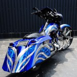 ☆★ WATATSUMI(海神)くんの続き!動画!08FLHX TRIJYA Custom Sports Bagger Part5 ★☆