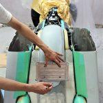☆★ FLHX-Baggerくんのリヤフェンダー周りとサイドカバーを製作です ( ̄- ̄)ゞ★☆