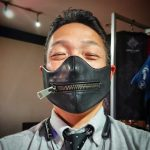 ☆★レザーマスクを販売開始致します( ̄- ̄)ゞ★☆