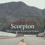 "☆★TRIJYA union6 Cherry Blossom Shovel long chopper ""Scorpion""★☆"