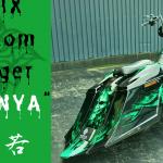 "☆★FLHX Custom Bagger ""Hannya 般若""くんをご紹介♪Part2★☆"