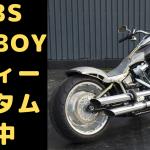 ☆★FXFBS Fatboy ファットボーイをTRIJYAカスタム!★☆
