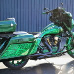 "☆★Custom Bagger ""Green Goblin""くんをご紹介♪Part1★☆"