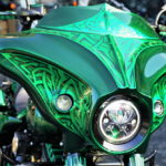"☆★Custom Bagger ""Green Goblin""くんをご紹介♪Part2★☆"