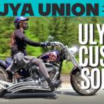 ☆★お客様との絆!【Union#12】TRIJYA ユニオン~Ulysses~Softail ★☆