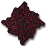 TRIJYA 太陽マーク立体刺繍(大)