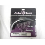 ARLENNESS TEARDROP MICRO MIRROR BLACK L