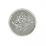 TRIJYA 太陽ロゴプレート (S) ポリッシュ