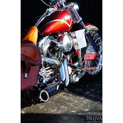 ブレーキペダル Type02 レッド