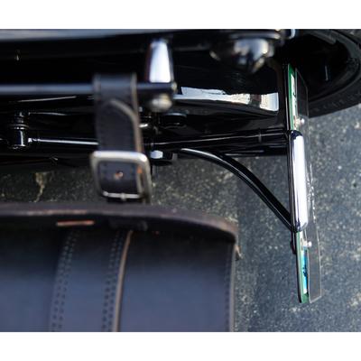 SRBナンバーサイドマウントステー LED ブラック