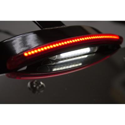 ナンバーサポート付テール LED スモーク/XL