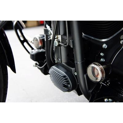 ABS用 ウインカーステー ショート ブラック