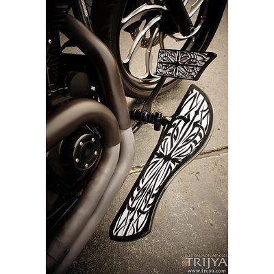 ブレーキペダル Type02 ブラック